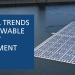 La capacidad instalada en renovables se cuadruplicará en esta década, según un informe de ONU Medio Ambiente
