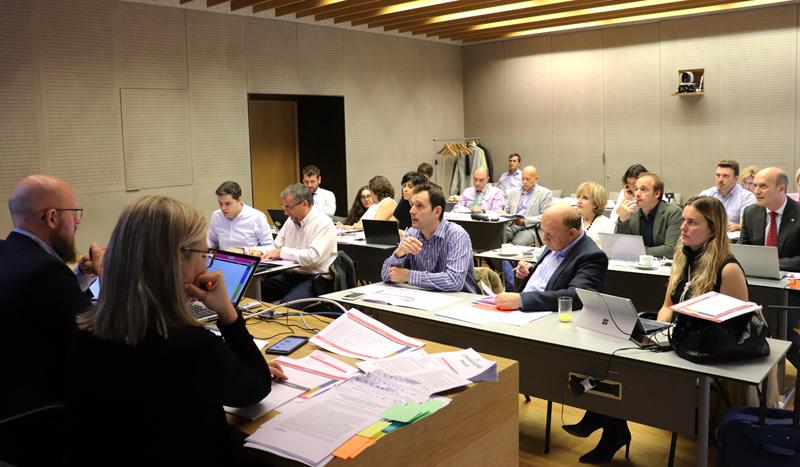 Reunión de trabajo del Comité Técnico