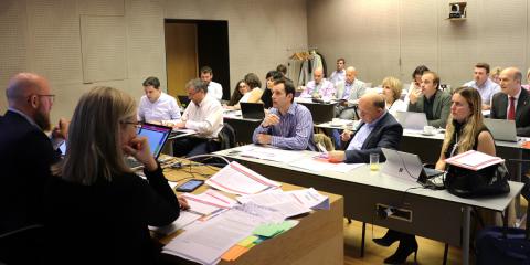 Segunda reunión Comité Técnico VI Congreso Smart Grids