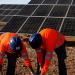 Avanzan las obras de construcción de la planta fotovoltaica extremeña Núñez de Balboa
