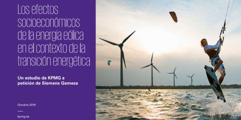 Un nuevo informe destaca que la energía eólica podría reducir las emisiones de CO2 un 20% en 2040