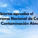 Luz verde al Programa Nacional de Control de la Contaminación Atmosférica que impulsa el mix energético
