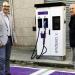 El Pirineo catalán dispone de un punto de carga rápida para vehículos eléctricos