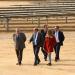 Inaugurado el parque solar de Poleñino en Huesca con una potencia instalada de 30 MW