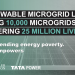 La implantación de diez mil microrredes hasta 2026 en la India suministrará energía limpia a 5 millones de hogares