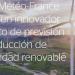 Crean una plataforma para que productores y agregadores de electricidad renovable mejoren su previsión de producción