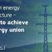 Nueva lista de Proyectos de Interés Común para conseguir una red energética europea conectada