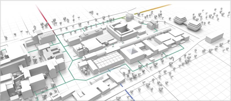 proyecto Distritos de energía libres de fósiles (FED)