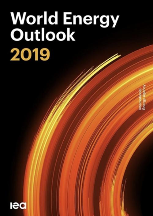 Portada de World Energy Outlook 2019