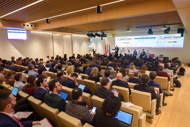 Celebración del VI Congreso Smart Grids