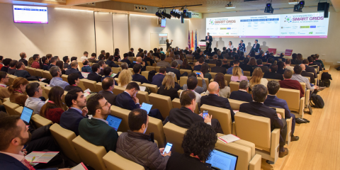 Las Redes Eléctricas Inteligentes se consolidan como elementos imprescindibles para la transición energética en el VI Congreso Smart Grids