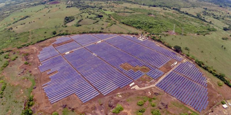 Planta solar Talayuela