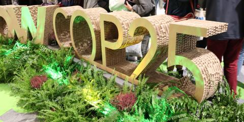La COP25 sienta las bases para impulsar compromisos de reducción de emisiones más ambiciosos en 2020