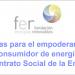 La Fundación Renovables expondrá las bases del informe 'El Contrato Social de la Energía' en la COP25