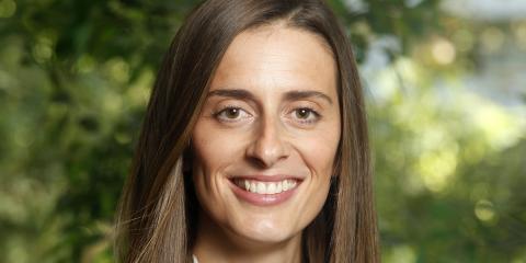 Martina Tomé, vicepresidenta de la Unidad de Negocio de Energía para España y Portugal de Schneider Electric