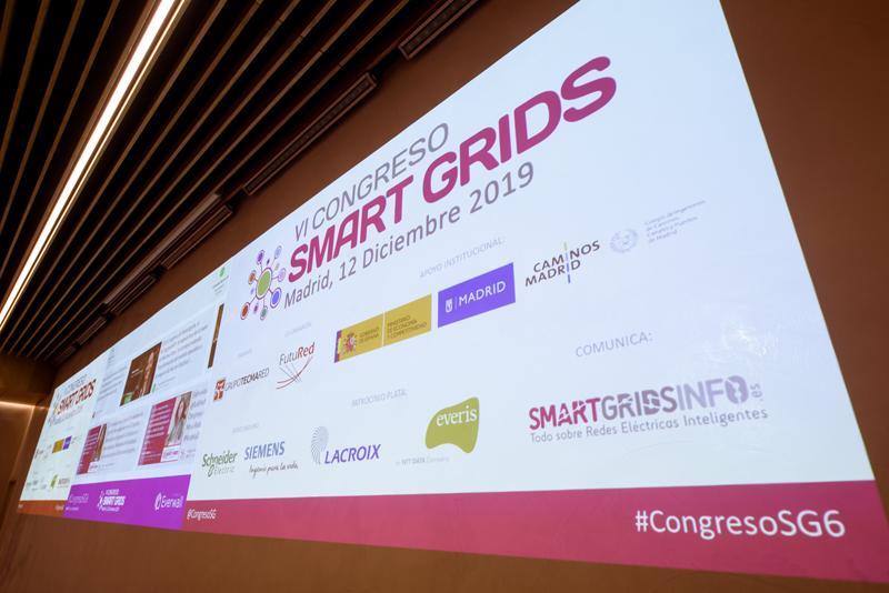 La sexta edición del Congreso Smart Grids ha contado con la colaboración de numerosas empresas públicas y privadas.