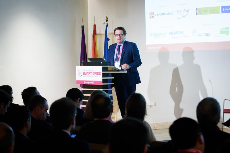 Eduardo López de Armentia, account manager de AEG Power Solutions Ibérica.