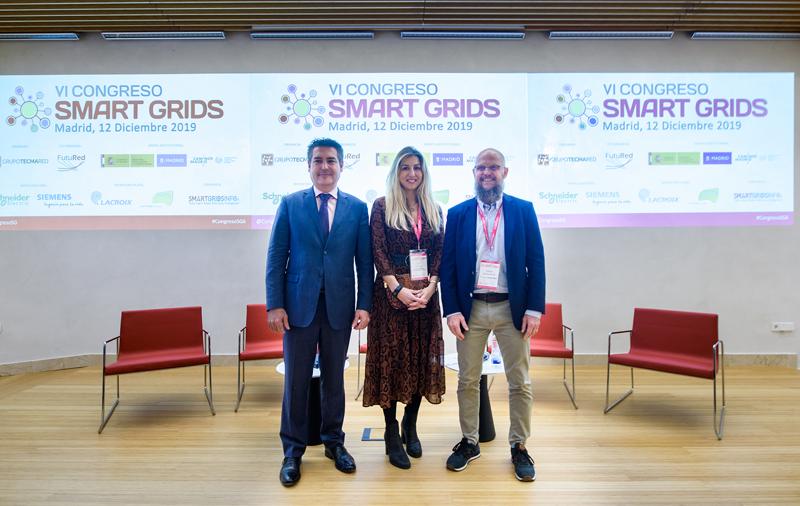 Acto de inauguración del VI Congreso Smart Grids.
