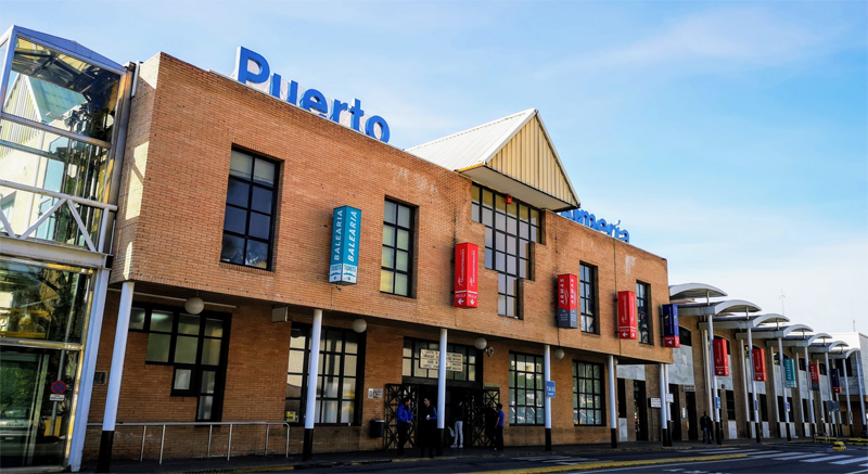 Estación Marítima del Puerto de Almería