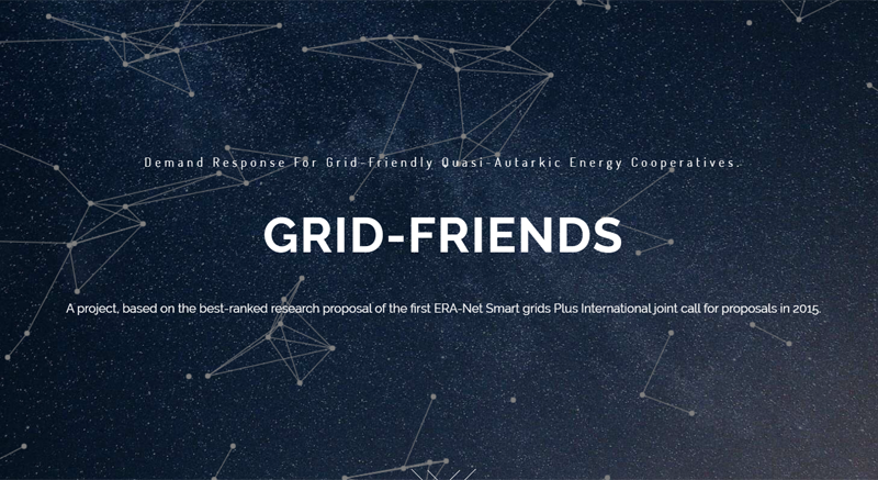 proyecto europeo 'Grid Friends'
