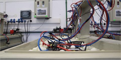 España acoge el primer proyecto en Europa que utiliza la difracción de neutrones para mejorar las baterías