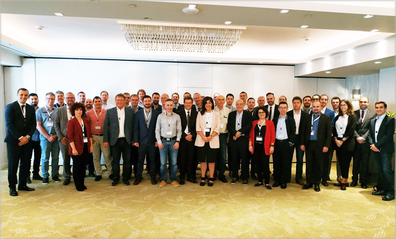 Reunión de lanzamiento del proyecto europeo Farcross