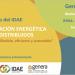 El IDAE celebrará el 6 de febrero una jornada sobre transformación energética y recursos distribuidos