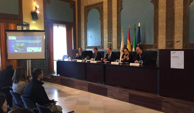 Primera reunión del proyecto europeo Improvement