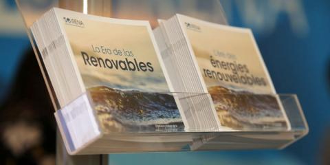 Comienza la década del impulso de las energías renovables para la transformación energética global