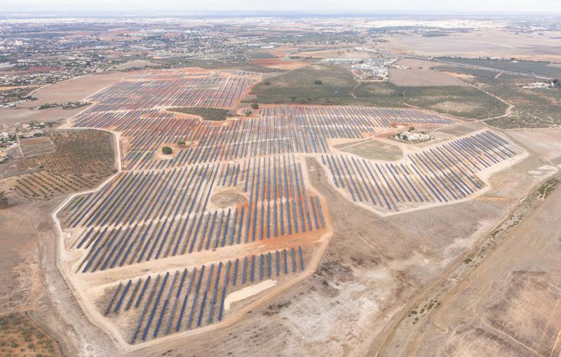 planta fotovoltaica de Alcalá de Guadaira