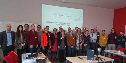 El proyecto Innteresting buscará métodos de ensayo híbridos para sustituir los bancos de pruebas de aerogeneradores