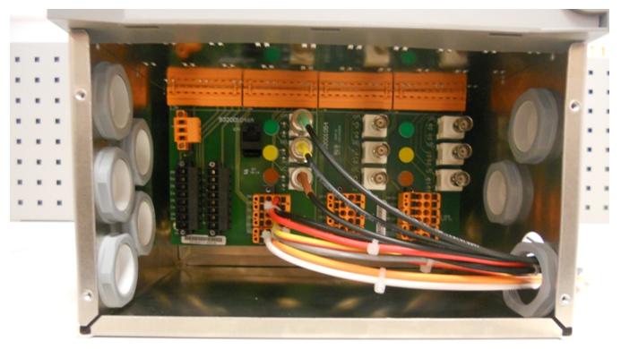 conexión sensor