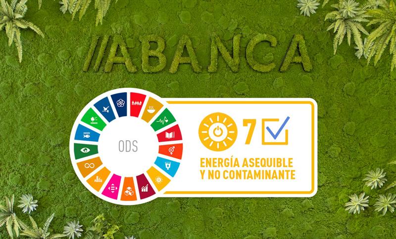 Objetivo de Desarrollo Sostenible (ODS) 'Energía asequible y no contaminante'