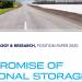 El informe 'La promesa del almacenamiento estacional' destaca el potencial de esta tecnología