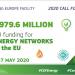 Abierta la convocatoria de CEF Energy 2020 para presentar proyectos de interés común en el sector energético
