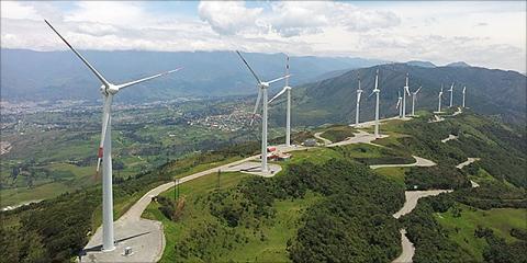 Parque Eólico Villonaco y su acción ante el cambio climático