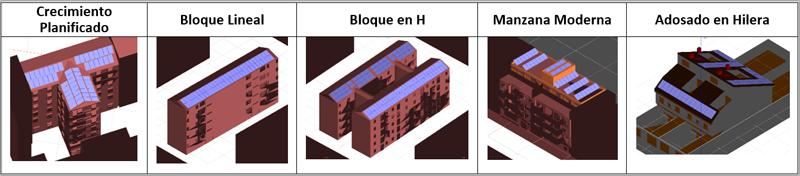 Esquema dibujos edificios.
