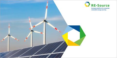 Nuevo informe de la plataforma europea RE-Source dirigido a empresas para mitigar los riesgos en PPA