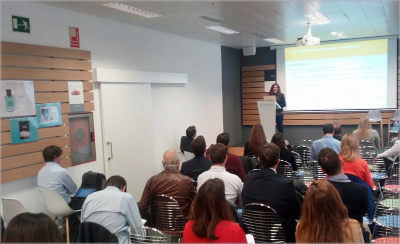 Celebración del workshop de UNEF
