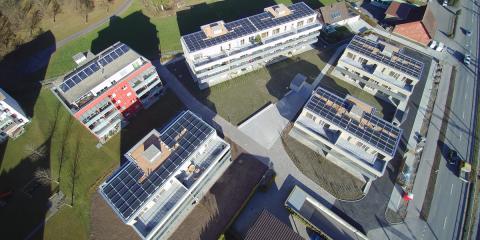 Autosuficiencia energética y blockchain, finaliza la fase piloto del mercado local de electricidad de Quartierstrom en Suiza