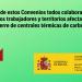 Acuerdo para las bases de los Convenios de Transición Justa de las zonas afectadas por el cierre de centrales térmicas