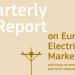 Informe de la Comisión Europea mercado de electricidad cuarto trimestre 2019