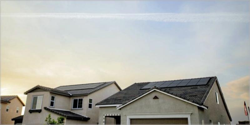 Instalación solar en tejados