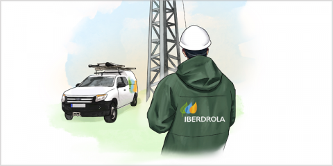 Servicio de urgencias eléctricas gratuito para personas mayores, nueva medida de Iberdrola durante el estado de alarma