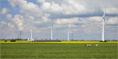 La red eléctrica del futuro para la transición energética en Alemania se prepara con el proyecto Kopernikus Ensure