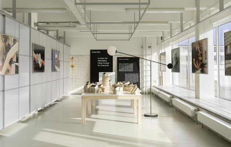 Exposición de SolarVille