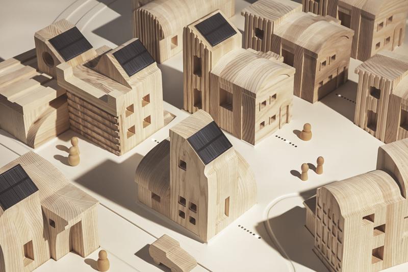 Edificios de SolarVille
