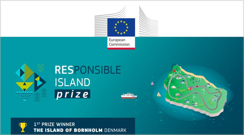 Primer premio para la Isla Bornholm