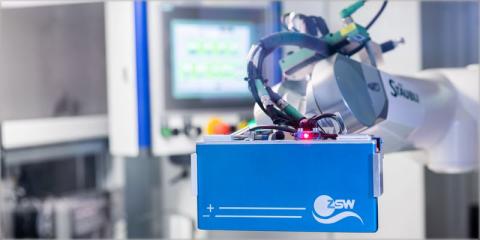 Fomentar la fabricación de baterías de iones de litio en Alemania, objetivo del proyecto de investigación ZellkoBatt