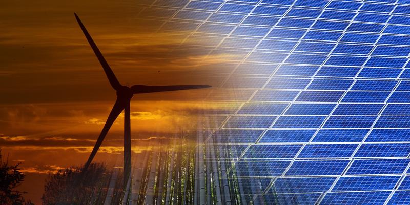 Eólica y fotovoltaica